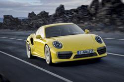 Der neue Porsche 911 Turbo Coupé