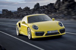 De nieuwe Porsche 911 Turbo Coupé