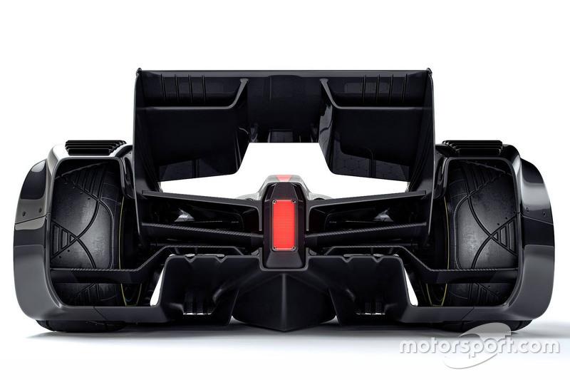 Designstudie von McLaren