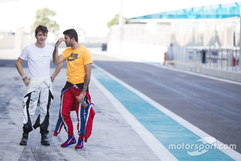 Норман Нато, Racing Engineering, Чарльз Леклерк, ART Grand Prix