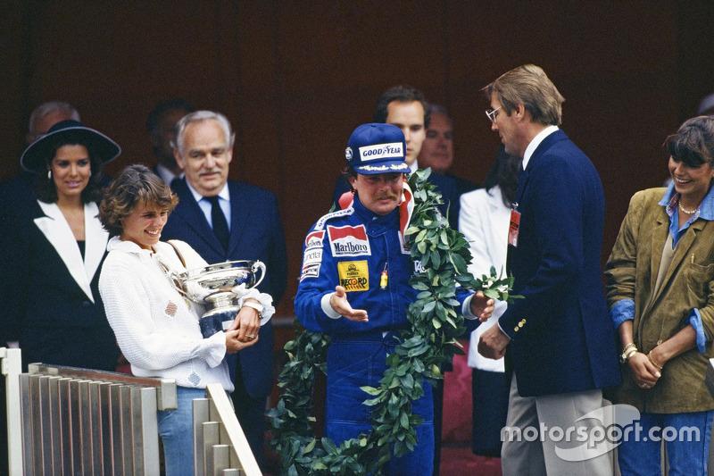 Winnaar Keke Rosberg, Williams