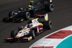 Митч Эванс, Campos Racing и Тио Эллинас, Trident
