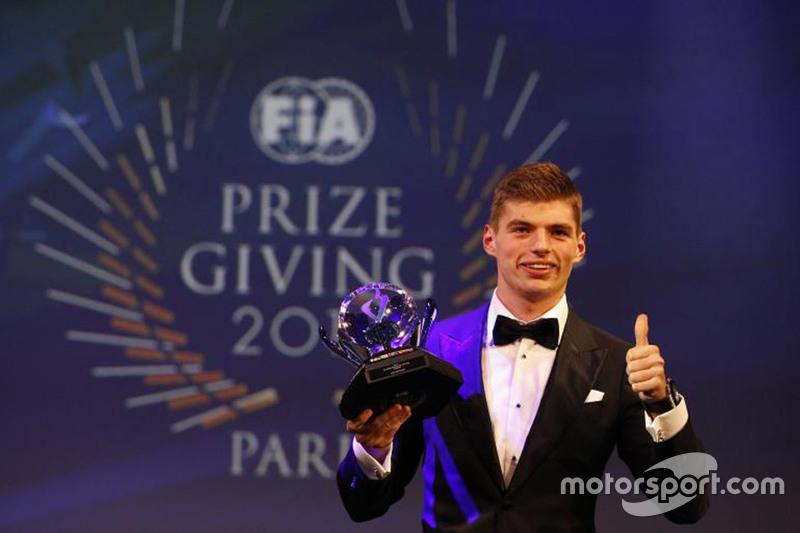 Rookie des Jahres: Max Verstappen