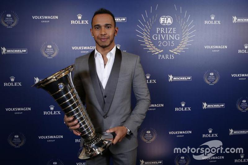 1 - Lewis Hamilton