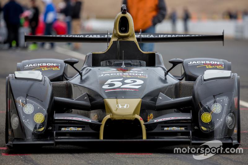 #52 JFC Racing, Wolf GB08MJ-K20