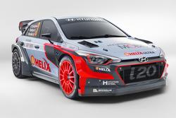 Präsentation Hyundai i20 WRC 2016
