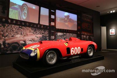 Juan Manuel Fangio Ferrari auction