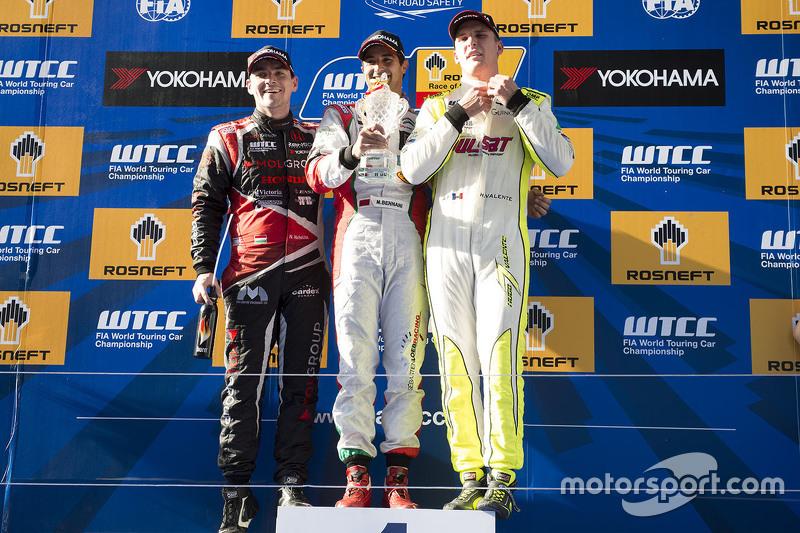 Норберт Міцеліс, Honda Civic WTCC, Zengo Motorsport, Мехді Беннані, Citroën C-Elysee WTCC, Себастьєн