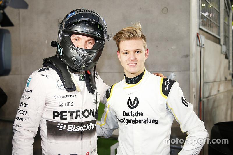 2015 - Démonstration Mercedes