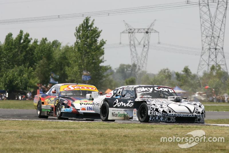 Laureano Campanera, Donto Racing Chevrolet, Matias Rodriguez, UR Racing Dodge