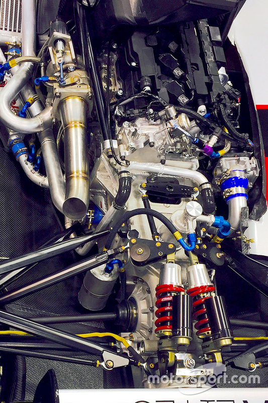 Новий двигун для Formula Lites