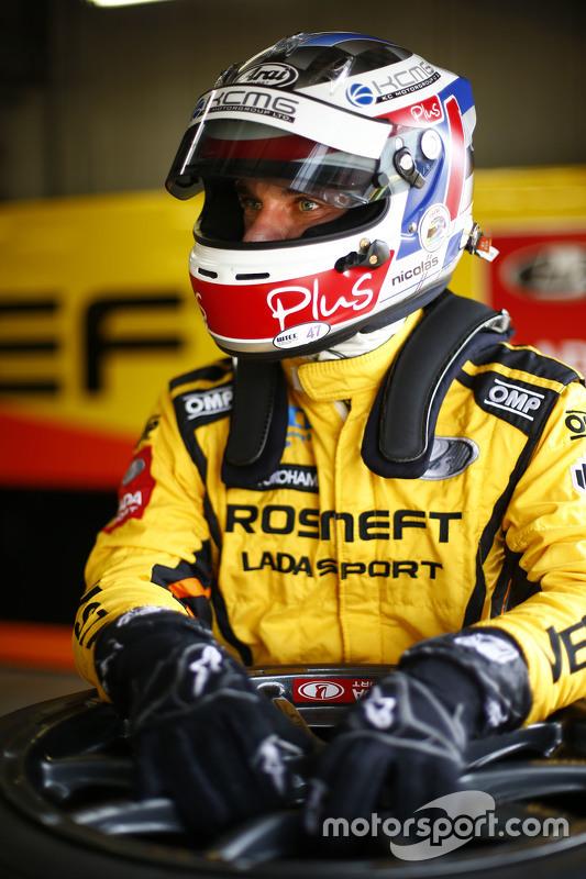 Ніколя Лапьер, Lada Sport Rosneft