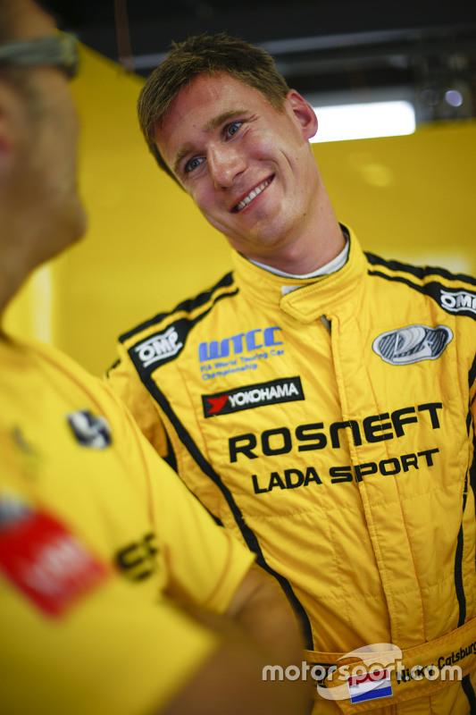 Нікі Катсбург, Lada Sport Rosneft