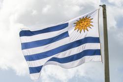 علم الأوروغواي