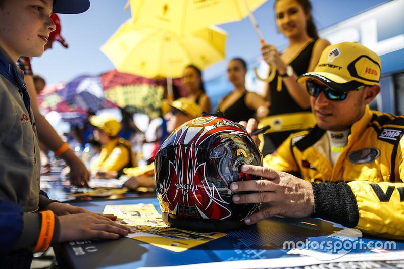 24. 罗伯·荷夫 WTCC世界房车锦标赛 拉达运动部 年度第十