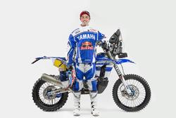 Yamaha voorstelling fabrieksrijders