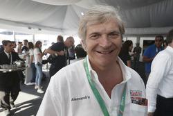 Alessvero Mariani, Takım Patronu Honda JAS Yarış Takımı