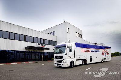 Toyota TS040 launch