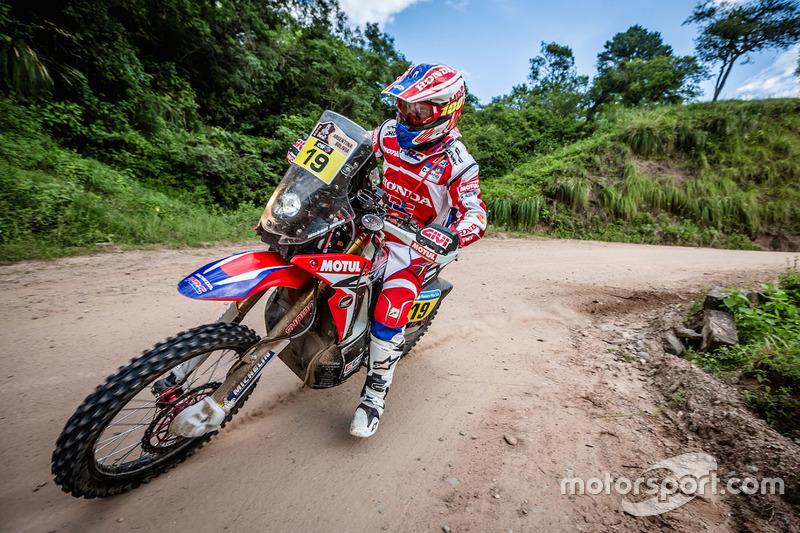 3. #19 Honda: Michael Metge