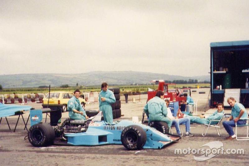 4. El March 881 de Fórmula 1
