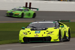#11 O'Gara Motorsport Lamborghini Huracan GT3: Townsend Bell, Bill Sweedley, Edoardo Piscopo, Richard Antinucci