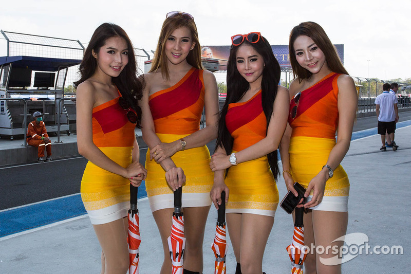 Buriram girls