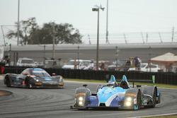 Адам Мерзон, Райан Иверсли и Дон Юнт, #26 BAR1 Motorsports ORECA FLM09