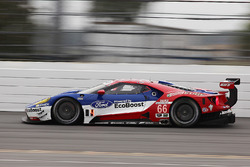 #66 Ford Performance Chip Ganassi Racing Ford GT: Sébastien Bourdais, Joey Hand, Dirk Müller