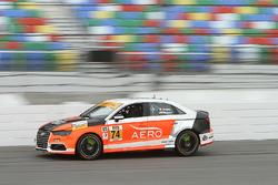 #74 Compass360 Racing Audi S3: Джим МакГіл, Ніко Ронде