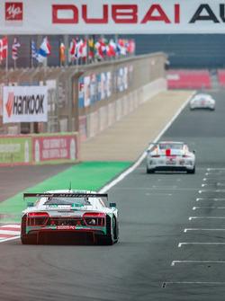 #28 Lі-Motorsport GmbH Audi R8 LMS: Марк Бассенг, Крістофер Міс, Карстен Тільке, Коннор де Філліппі