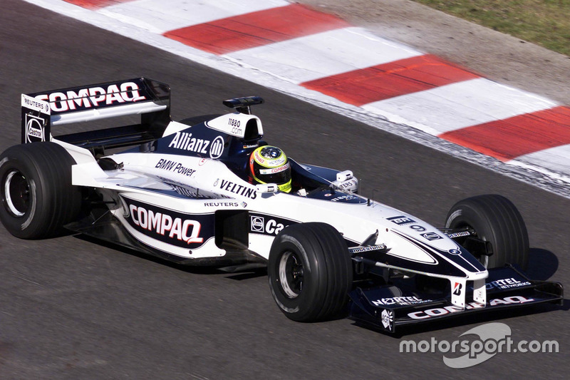 2000: BMW Williams FW22