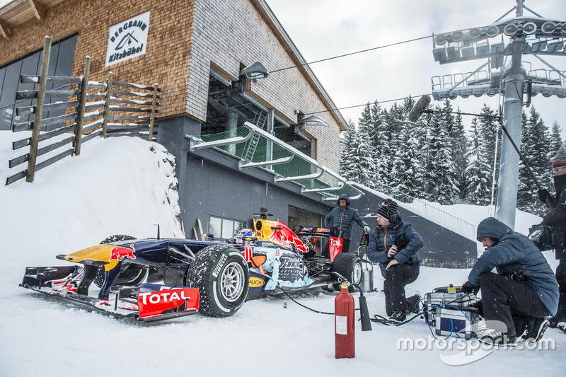 Max Verstappen, Red Bull Racing es preparado