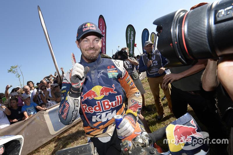 Toby Price, KTM, 1 Dakar