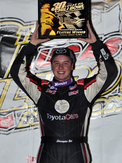 Winner Christopher Bell