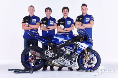 2016 GMT94 Yamaha unveil