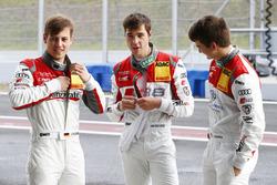 Штефан Вакребауер, Келвін ван дер Лінде, Джордан Пеппер, C. Abt Racing Audi R8 LMS ultra