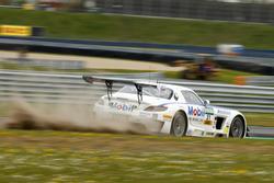 Себастіан Аш, Лука Людвіг, Team Zakspeed Mercedes-Benz SLS AMG GT3