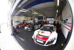 Андреас Вайсхаупт, Кріштер Йонс, C. Abt Racing Audi R8 LMS ultra