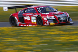 Штефан Вакребауер, Келвін ван дер Лінде, C. Abt Racing Audi R8 LMS ultra