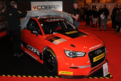 AmD Tuning.com team boss Shaun Hollamby unveils their 2016 Audi S3