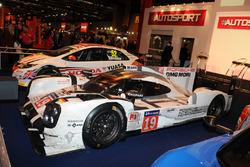 2015 Winning Porsche Le Mans Car