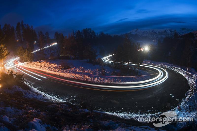 Ambiente del Rally Monte Carlo