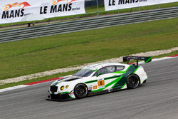 #6 Bentley Team Absolute, Bentley Continental GT3: Adderly Fong, Andrew Palmer