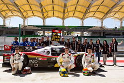 2016 LMP3 kampioenen David Cheng, Ho-Pin Tung, Thomas Laurent, DC Racing