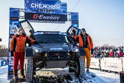 Борис Гадасин и Алексей Кузьмич, G-Force Proto New Line +
