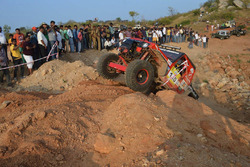 Offroad action