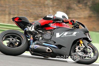 VFT Racing, test a Vallelunga