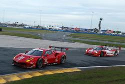 #62 Risi Competizione Ferrari F458: Davide Rigon, Olivier Beretta, Giancarlo Fisichella, Toni Vilander