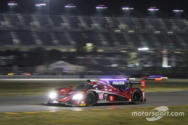 #55 Mazda Motorsports (P)