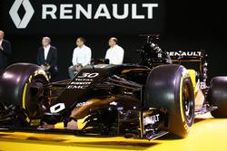 La livera della monoposto Renault F1 Team
